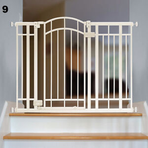 Summer Infant Multi-Use Deco Extra Tall Walk-Thru Gate - Beige