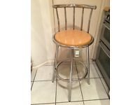 Bar stool in good condition