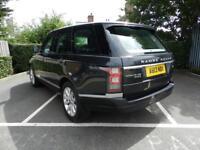 Land Rover Range Rover SDV8 VOGUE SE (grey) 2013-03-22