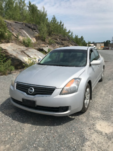 2007 Nissan Altima Sedan certified + warranty