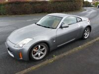 Very good condition nissan 350z for sale brembo breaks bose sound system rear tints sat nav built in