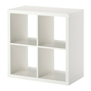 Ikea Kallax shelf unit, white