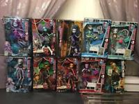 NEW MONSTER HIGH DOLL BUNDLE