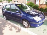 2002 02 REG RENAULT SCENIC 1.4 EXPRESSION *** £300 NO OFFERS ***