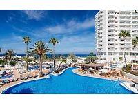 2-week 2 person Holiday for sale in Tenerife, Playa De Las Americas.