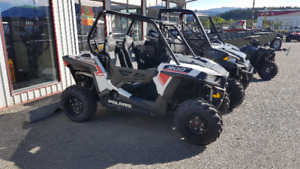 Polaris RZR 900 trail model