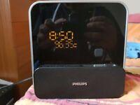Philips DC315 05 iPod Docking Station - Black
