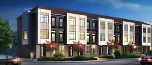 Brand New Smart Bloom Townhome in downtown Barrie