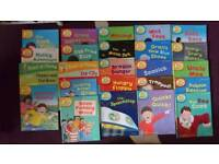 Phonics reading books