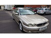 JAGUAR X TYPE 3.O