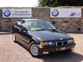 BMW E36 323i SE Saloon, Manual, 1998 / R Reg, Only 71k Miles, 1 Owner, MOT: 1 Year