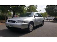 Audi A3 Automatic 1.6 Petrol 3 Door Hatchback HPI Clear
