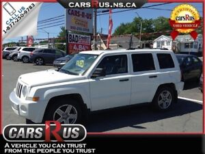 2007 Jeep Patriot Limited.  As Traded Special!!