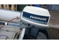 EVINRUDE 35hp OUTBOARD ENGINE