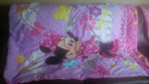 Minnie Mouse Toddler Bedding