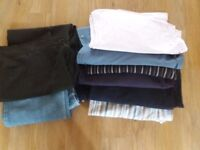 Mens shirts xxl and trousers