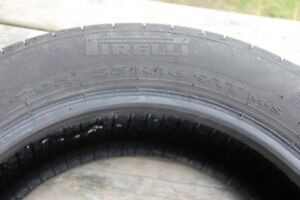 Set of 4 Pirelli P4 All Season Tires 205/55R16