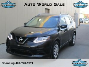 2014 NISSAN ROGUE S- Camera |Heated seats