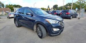 2014 HYUNDAI SANTA  FE SPORT PREMIUM AWD - SUV $16,695