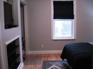 SEPT. 1st TWO FURNISHED BEDROOMS