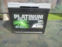70ma Platinum 12 Volt Leisure Battery