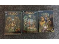 Rare PC Games - Simon the Sorceror Collectors Set - like New
