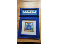 Ideal for childs room! Two lovely elephant pics. £1
