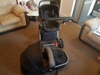 Excellent Condition Mothercare Roam Travel System