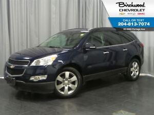 2012 Chevrolet Traverse 1LT 8-PASS