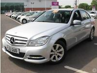 Mercedes Benz C C C180 1.6 Executive SE 4dr
