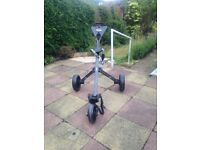 Ryder Golf Trolley (Excellent Condition) (RRP £60) Half Price Offer