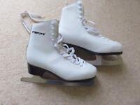 White ice skates for sale