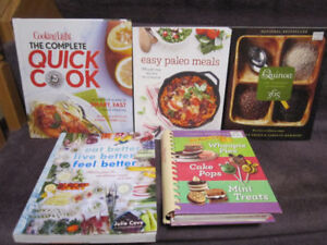 Cookbooks - New, Selection, Sold on Choice - $5.00 and up