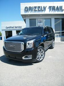 2016 GMC Yukon Denali PRACTICALLY NEW AND FULLY EQUIPPED.  HE...