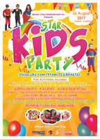 STAR KIDS PARTY