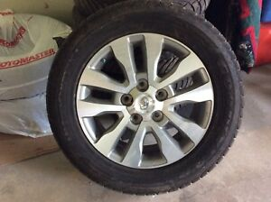 Toyota Tundra winter tires for sale