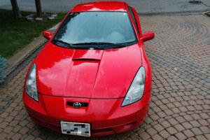 2000 Toyota Celica GT Coupe (2 door)