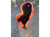 Halfords Childs Rear Bicycle Seat - Bike
