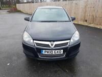 2010 Vauxhall Astra 1.6i 16v VVT ( 115ps ) Life SERVICE HISTORY YEAR MOT