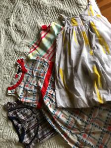 Robes pour filles 10/12 ans