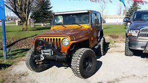 2001 Jeep Wrangler TJ Base