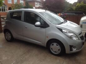 Chevrolet Spark for sale low mileage Small car cheap tax and insurance