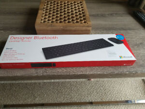 Designer bluetooth Keyboard and mouse combo