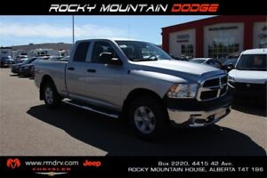 2017 Ram 1500 SXT Quad Cab 4x4 * Rear Back-Up Camera