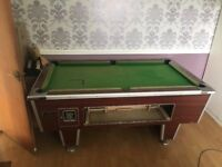 Challenger ElITE Pool Table (Used)