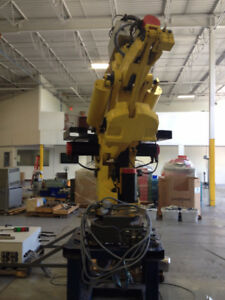 Fanuc robot for sale