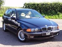 BMW E39 528i SE Touring, Manual, 2000 / W Reg, 112k Miles, Lady Owner Since 2002, MOT: 1 Year