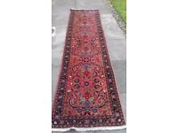 Persian style rug...suit long hall/vestibule