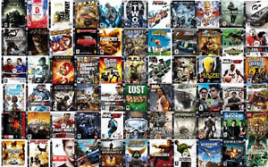 PS3 AND XBOX GAMES $5 AND UP