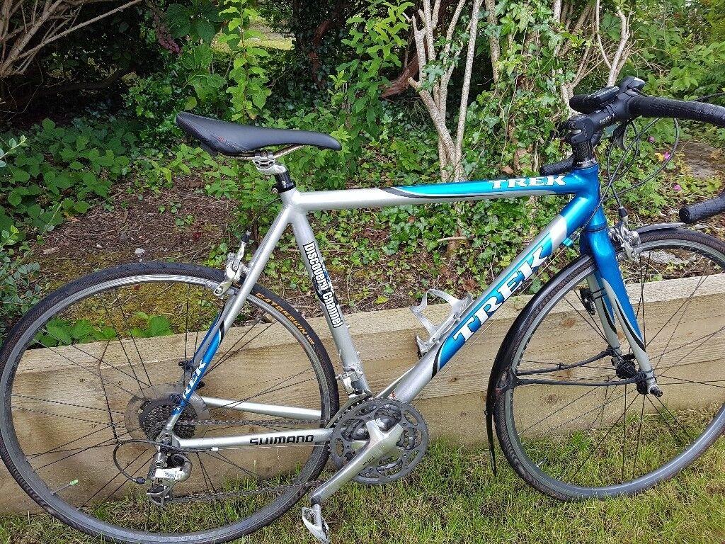 Trek road bike for sale full size adult male trek road bike